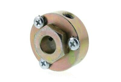 """Mars Universal Hex Hub Adapter Hex or Round Bore 1/2"""" bore , shaft , Fan Blades"""