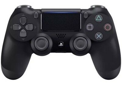 Genuine Sony PS4 Playstation Official DualShock 4 Controller V2 Black (1)