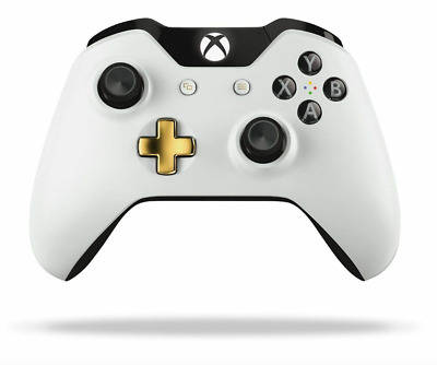 Official OEM Microsoft Xbox One wireless controller Lunar White