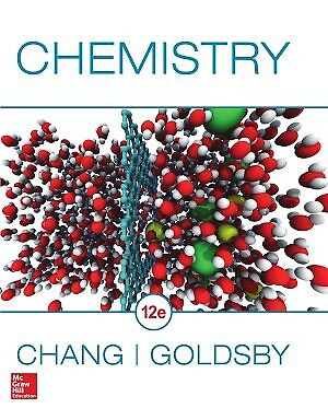 [Digital Book] Chemistry (12th edition) by Raymond Chang - Instant Delivery