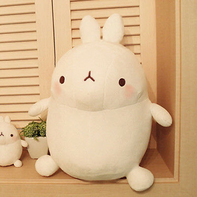 """Molang The Happy Rabbit 24"""" Cute Plush Stuffed Soft Doll Kid Girl Gift Anime Toy"""