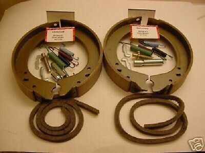 8NAA2250 / 8N2200BAF Complete 8N & NAA Ford Tractor Brake Shoe Repair Kit
