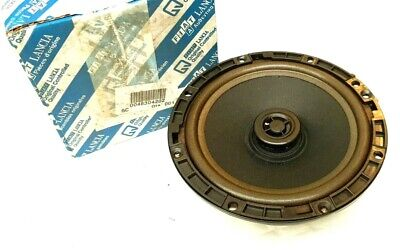 Fiat Coupe Rear Side Speaker Fits Left & Right New & Genuine 46304202