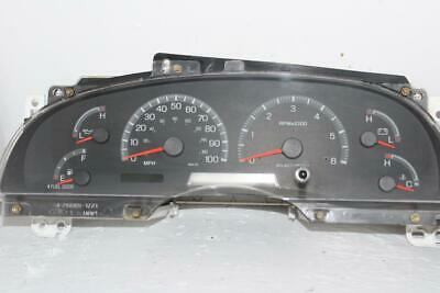 FORD F250 INSTRUMENT Cluster Speedometer Dash Repair Service