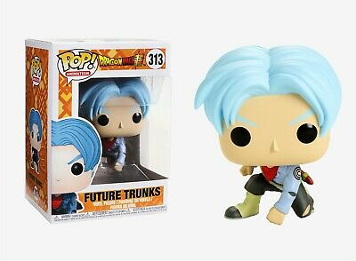 Funko Pop Animation: Dragon Ball Super - Future Trunks Vinyl Figure Item #24982