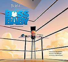 The Art of The Boss Baby von Ramin, Zahed | Buch | Zustand gut