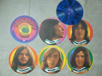 FRUMPY 2, COLOURED PHILIPS, round sleeve, plastic bag, KRAUTROCK, 1971, mint-