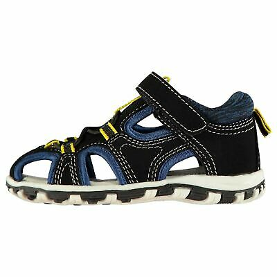 SoulCal Cage Trek Infants Boys Sandals Flat Padded Ankle Collar Touch and Close