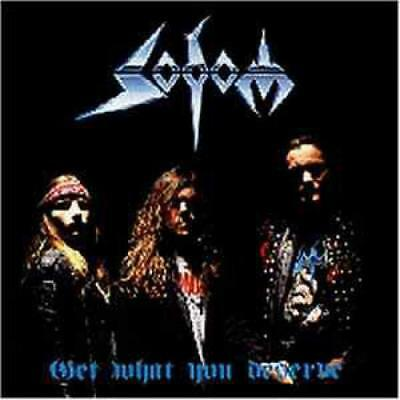 Sodom - Get What You Deserve CD #G2039