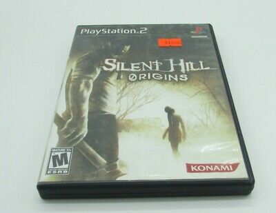 Silent Hill Origins (Sony PlayStation 2, 2008) PS2 Good Condition No Manual Game