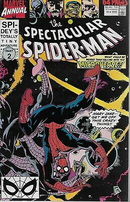 The Spectacular Spider-Man Annual No.10 / 1990 Stan Lee & Todd McFarlane