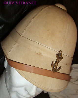 Casque Colonial 1886 Pain De Sucre