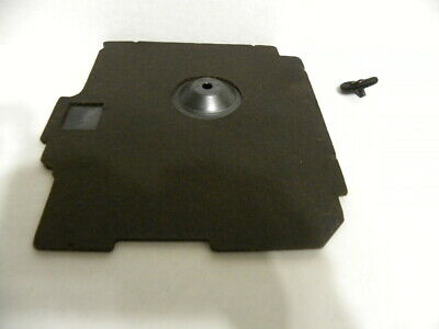 VTG SINGER Stylist Model 533/538 Parts- Base cover plate with washer & screw
