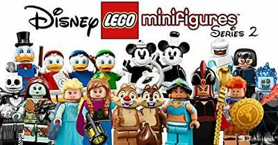 Lego Disney Series 2 Minifigures Mickey Elsa Nightmare Jack Dewey 71024 You Pick