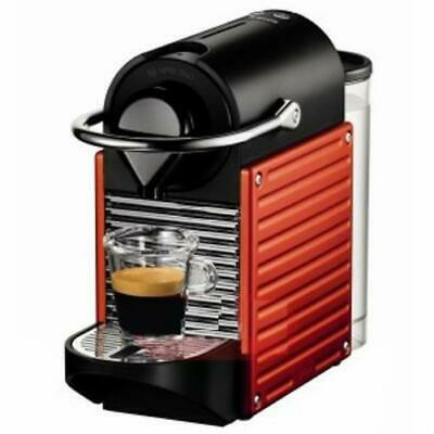 Krups XN 3006 Pixie Electric Red Nespresso Kaffe Kapsel Maschine 1260 Watt