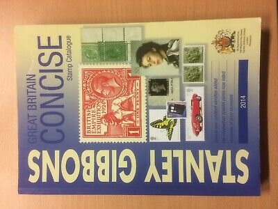 Stanley Gibbons Great Britain Concise Catalogue 2014