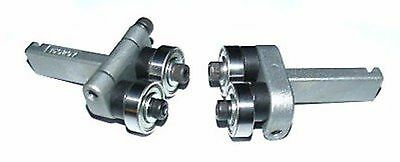 """New Accura Ball Bearing Guide Set For 14"""" Band Saws - Upper & Lower"""