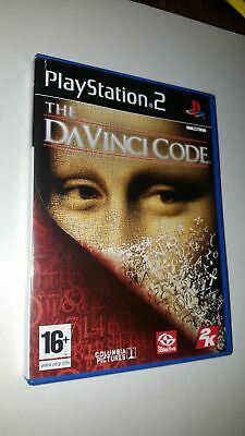 * Sony Playstation 2 Game * THE DA VINCI CODE * PS2