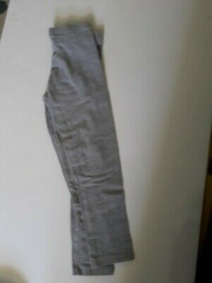 Faded Glory Girls Leggings Grey Size Xs