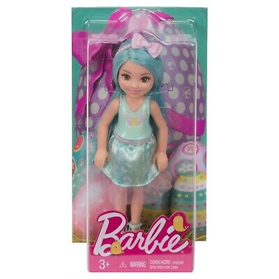 Barbie Small Easter Doll - Teal DTW43