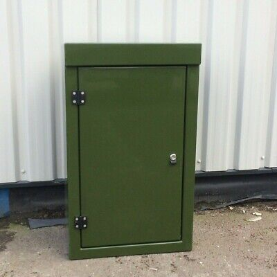 GRP Electrical kiosk meterbox cabinet enclosure (W600MMxD350MMxH1000MM)