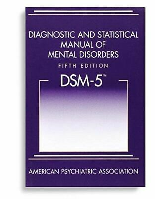 Diagnostic & Statistical Manual of Mental Disorders 5th Edition DSM 5 (PDF only)