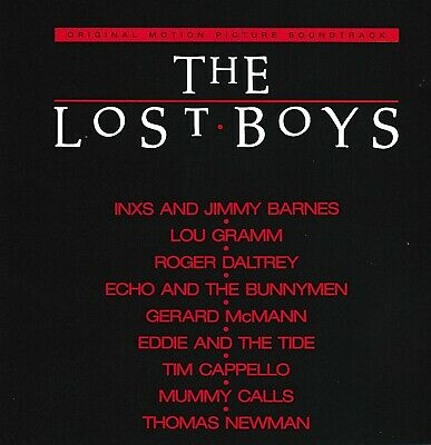 The Lost Boys (Original Motion Picture Soundtrack) CD  INXS & Jimmy Barnes