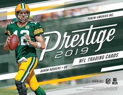 2019 Panini Prestige NFL Football Cards Pick From List 151-300 W Rookies/SPs