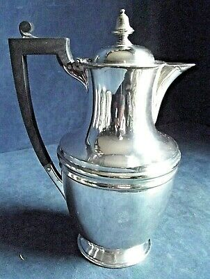 SUPERB ~ SILVER Plated ~ Water / Wine JUG ~ c1920