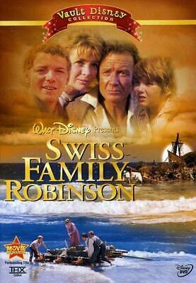 Swiss Family Robinson Vault Disney Collection G DVD WALT DISNEY PICTURES NEW