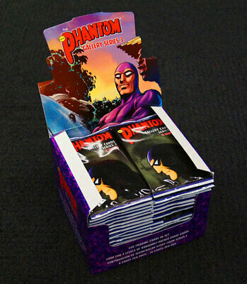 The Phantom Gallery - Series 2 - Trading Cards Box(Contains 36packs)