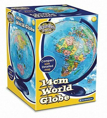 Brainstorm Toys 14cm World Globe