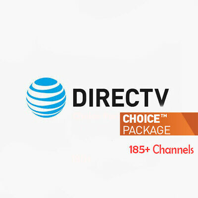DirecTv Choice Package Account  🌟 12 Months Warranty 🌟 Fast Delivery 📨