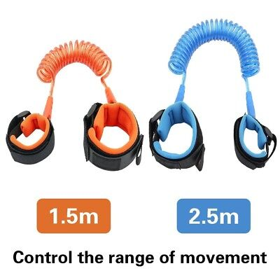 Anti lost Band Safety Link Harness Toddler Child Kid Baby Wrist Strap Belts Rein