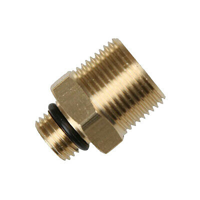 Brass Adapter for Snow Foam Lance High Pressure Washer Connector