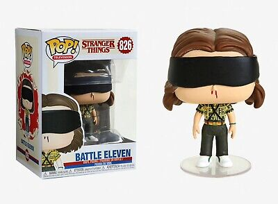 Funko Pop Television: Stranger Things - Battle Eleven Vinyl Figure Item #39367