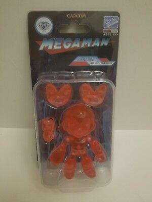 The Loyal Subjects Capcom Mega Man Super Double Diamond Club Excl. Clear Red
