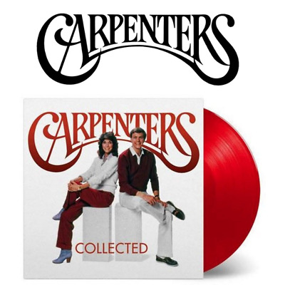 The Carpenters Collected LIMITED RED 180 Gram Audiophile 2xVinyl, Numbered!