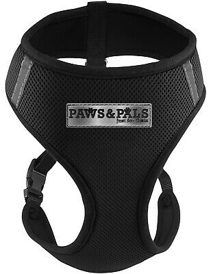 Dog & Cat Pet Control Harness for Easy Walking Soft Padded Body Vest Collar
