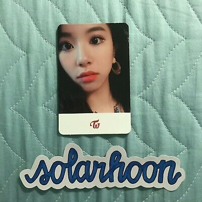 Twice Chaeyoung Official Yes Or Yes Photocard