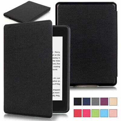 For Amazon Kindle Paperwhite 10th Generation 2018 Magnetic Smart Leather Case