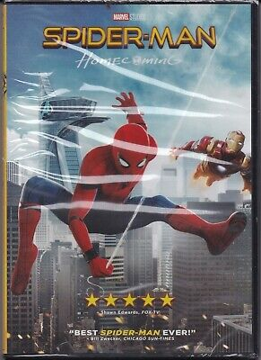 DVD - Spider-Man: Homecoming