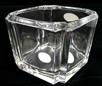 Brand New Crystal Candlestick  With Tag Crystal Candle Holder