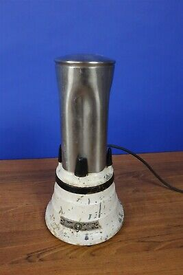 Waring Commercial Laboratory Blender with Stainless Steel Jar / Vessel Working