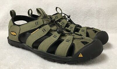 16ffb97e4f2bd0 KEEN CLEARWATER CNX Waterproof Sandals 13 (47) Green LIKE NEW ...