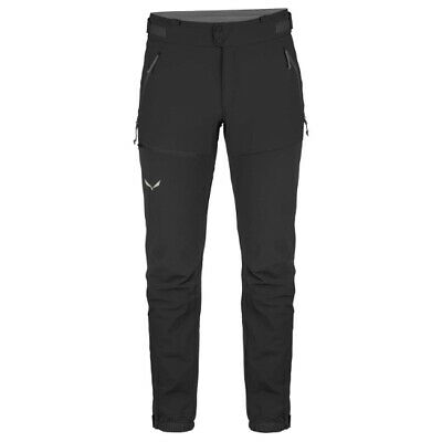 Salewa Sesvenna Vent DST Pant Black Out 27642 0910/ Ropa Montaña Hombre