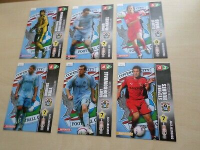 Panini 2008 - Championship - Coventry City x 12 cards