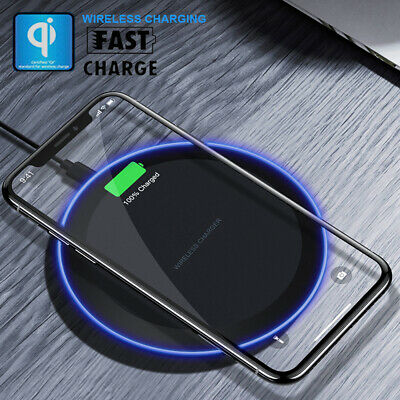 Chargeur sans Fil QI Chargeur à Induction Wireless Charger pour Samsung Huawei