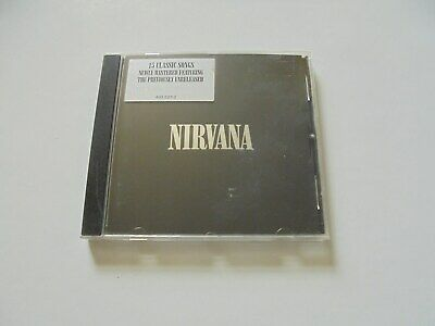 Nirvana -Nirvana  (CD 2002) Rock/Grunge