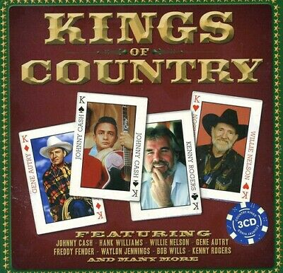 Kings Of Country (CD Used Good)